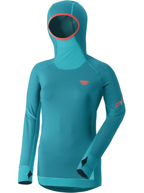 Dynafit Alpine Løbetrøje langærmet Damer blå